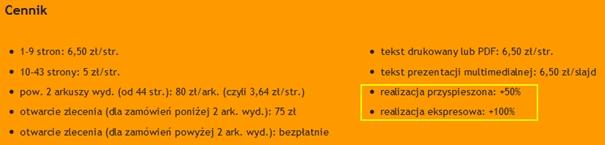 Up-selling - Korekto.pl