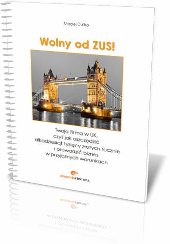 WolnyOdZUS.pl - okladka 3d