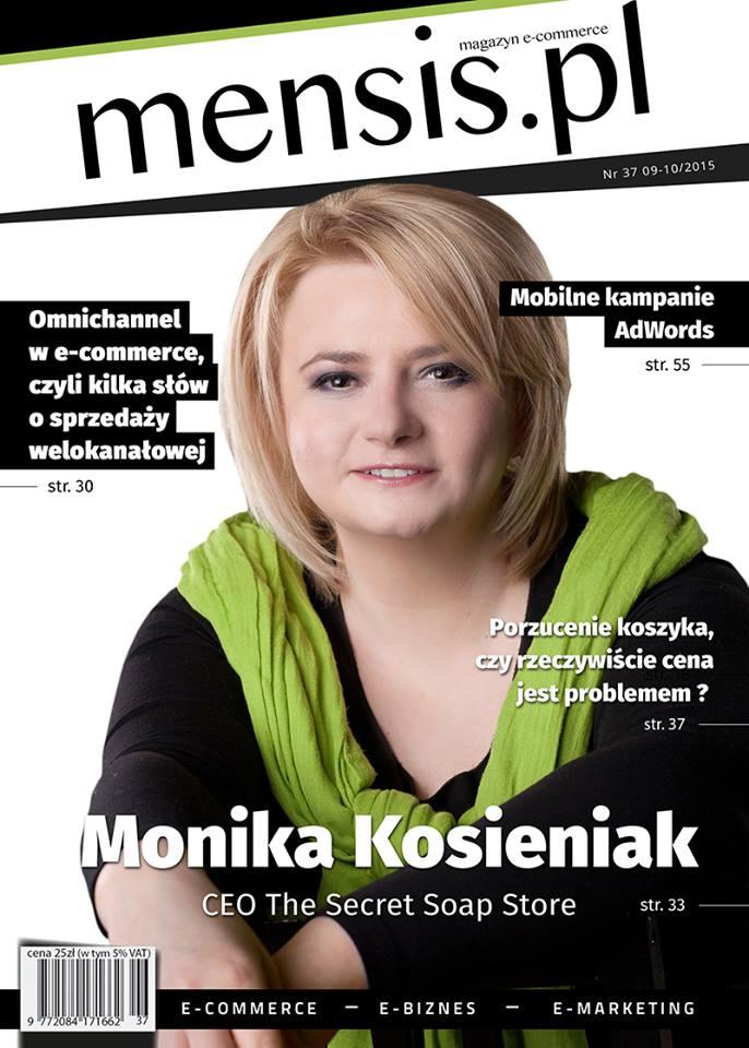 """Artykuł ukazał się w """"Mensis.pl"""". Zaprenumeruj!"""