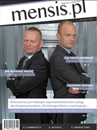 """Artykuł ukazał się w magazynie """"Mensis.pl"""". Zaprenumeruj!"""