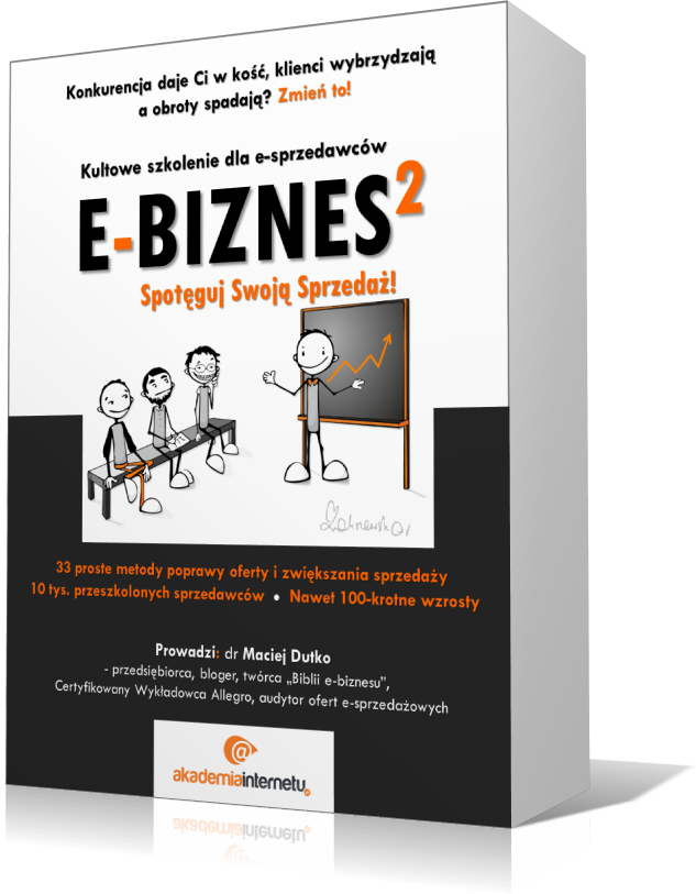Szkolenie E-biznes do Kwadratu