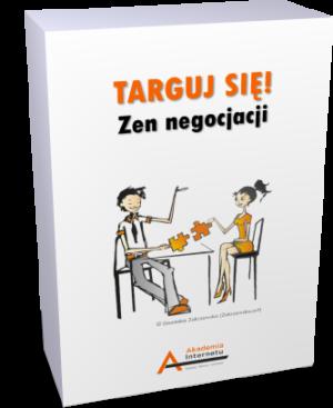 """Szkolenie z negocjacji """"Targuj się! Zen obsługi klienta"""""""
